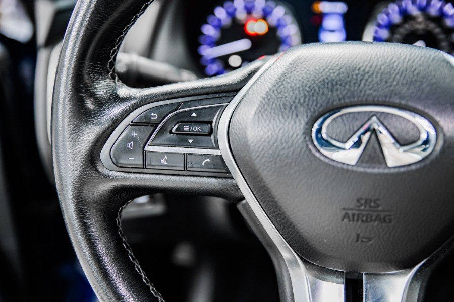 Used INFINITI Q60 LUXE 3.0t LUXE AWD 2018   Jamaica 26 Motors. Hollis, New York