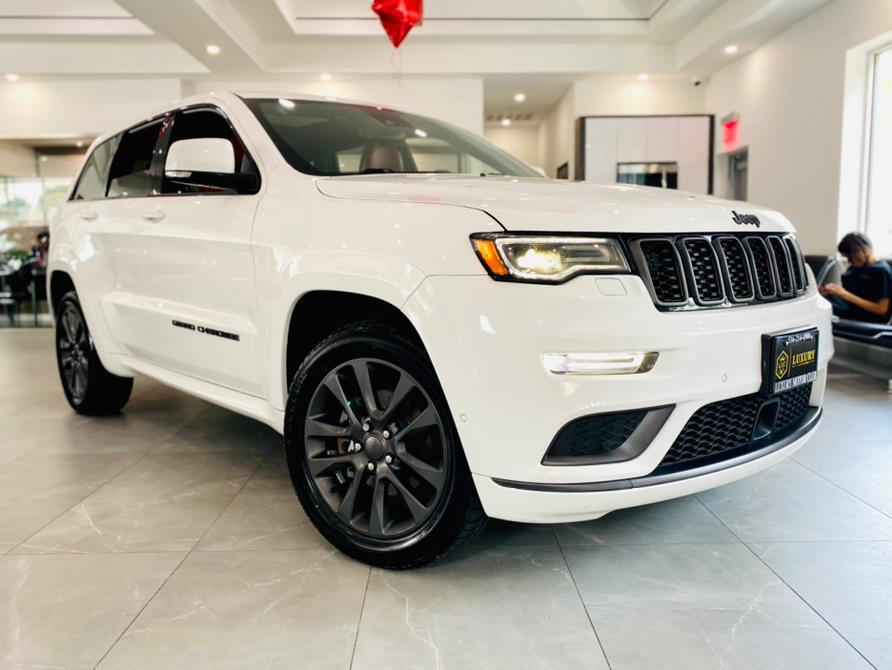 Used Jeep Grand Cherokee Overland 4x4 2018   C Rich Cars. Franklin Square, New York