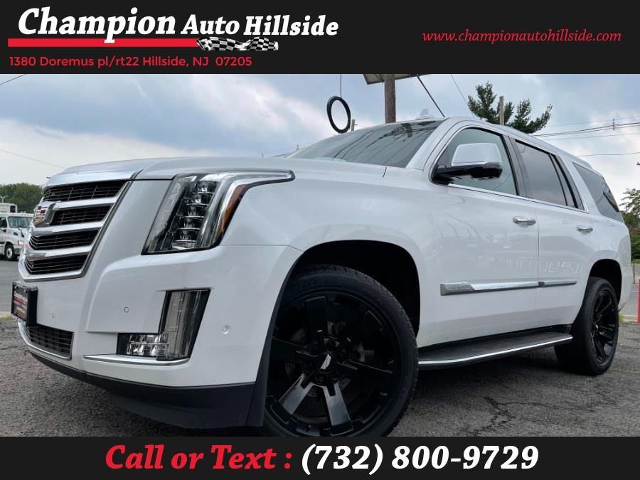 Used 2017 Cadillac Escalade in Hillside, New Jersey   Champion Auto Hillside. Hillside, New Jersey