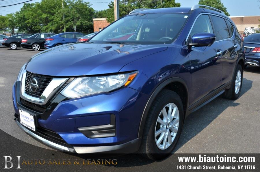 Used Nissan Rogue AWD SV 2018 | B I Auto Sales. Bohemia, New York