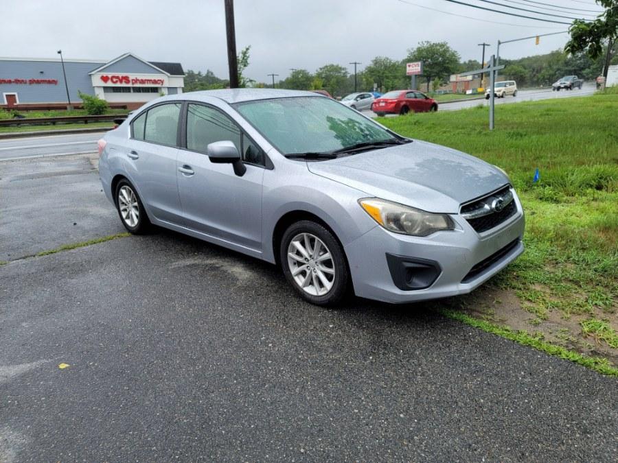 Used 2012 Subaru Impreza Sedan in Raynham, Massachusetts | J & A Auto Center. Raynham, Massachusetts
