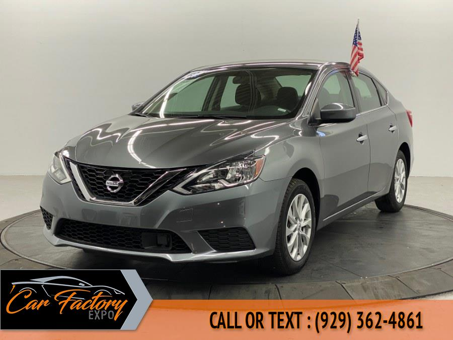 Used Nissan Sentra S CVT 2019 | Car Factory Inc.. Bronx, New York