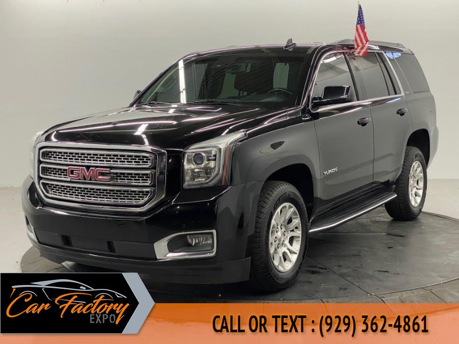 2017 GMC Yukon 4WD 4dr SLT, available for sale in Bronx, NY