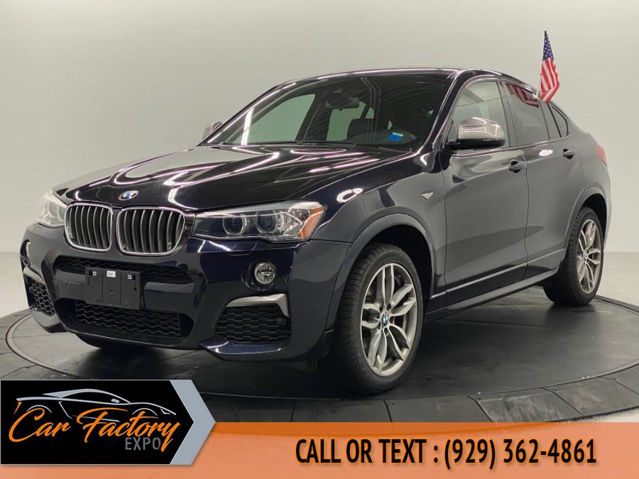 Used BMW X4 M40i Sports Activity Coupe 2018 | Car Factory Inc.. Bronx, New York