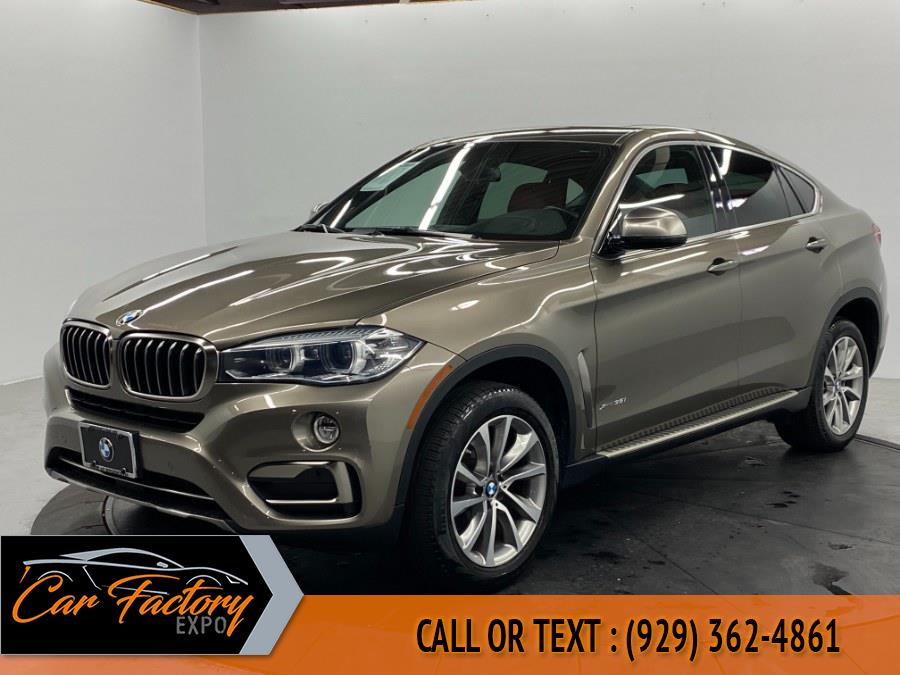 Used BMW X6 xDrive35i Sports Activity Coupe 2018 | Car Factory Inc.. Bronx, New York