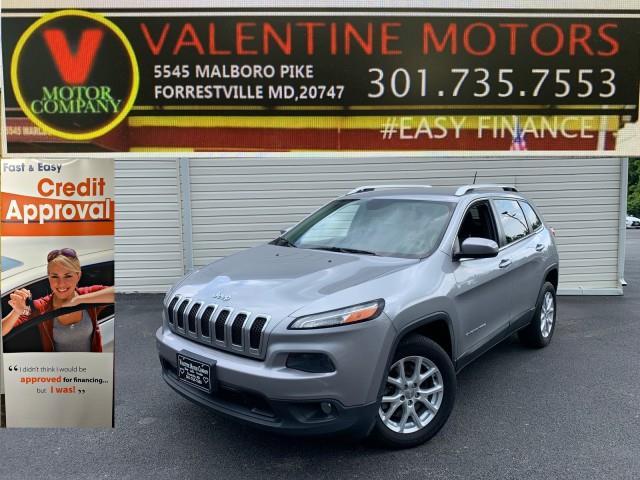 Used Jeep Cherokee Latitude 2014 | Valentine Motor Company. Forestville, Maryland