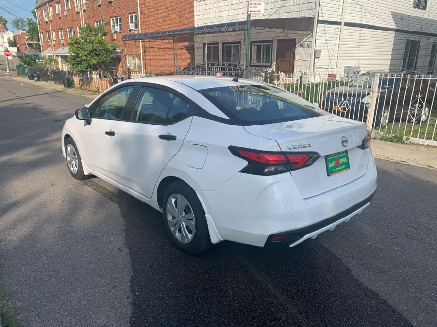 Used 2020 Nissan Versa Sedan in Jamaica, New York | Sylhet Motors Inc.. Jamaica, New York