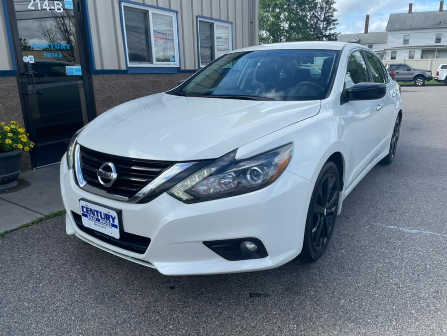 Used 2017 Nissan Altima in East Windsor, Connecticut   Century Auto And Truck. East Windsor, Connecticut