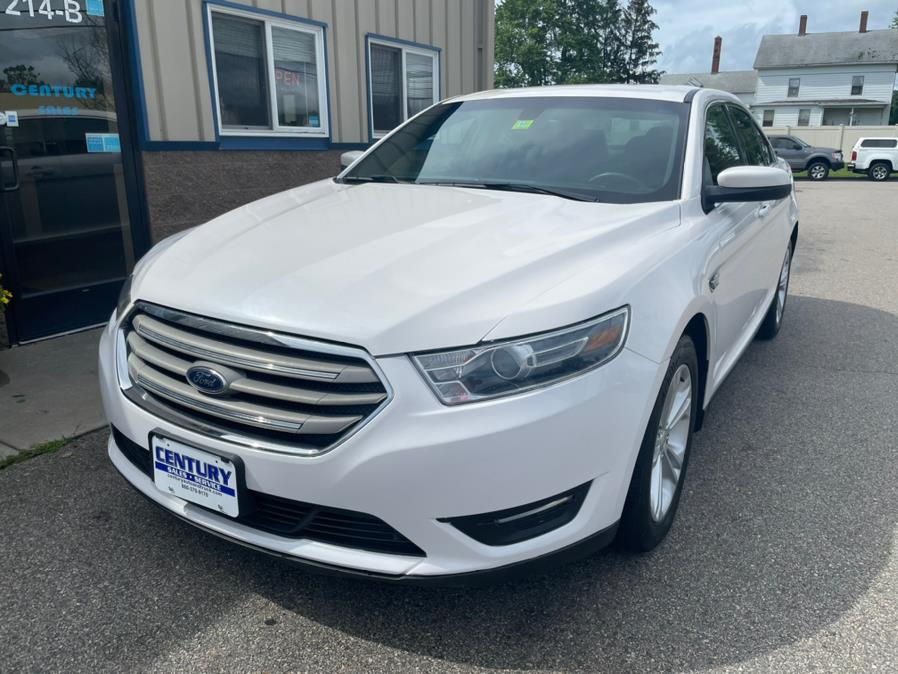Used 2016 Ford Taurus in East Windsor, Connecticut | Century Auto And Truck. East Windsor, Connecticut