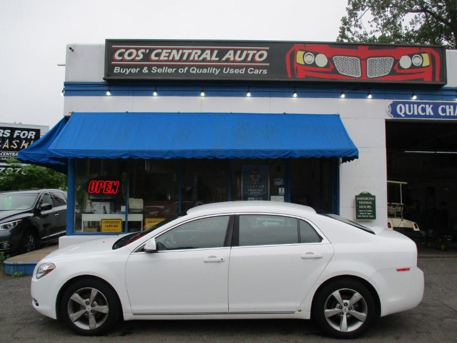 Used 2011 Chevrolet Malibu in Meriden, Connecticut | Cos Central Auto. Meriden, Connecticut