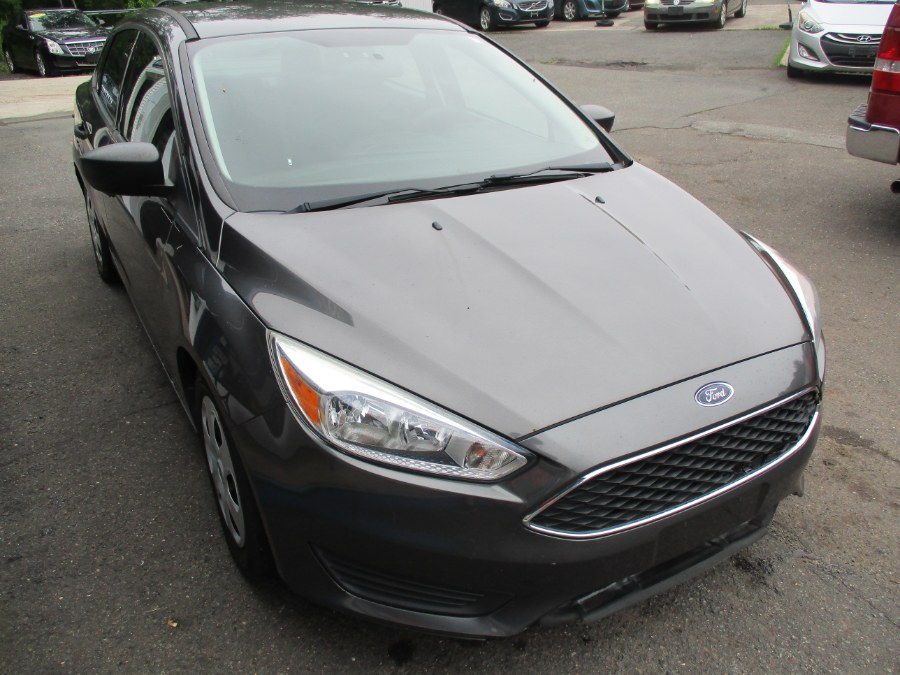 Used Ford Focus 4dr Sdn S 2016 | Cos Central Auto. Meriden, Connecticut