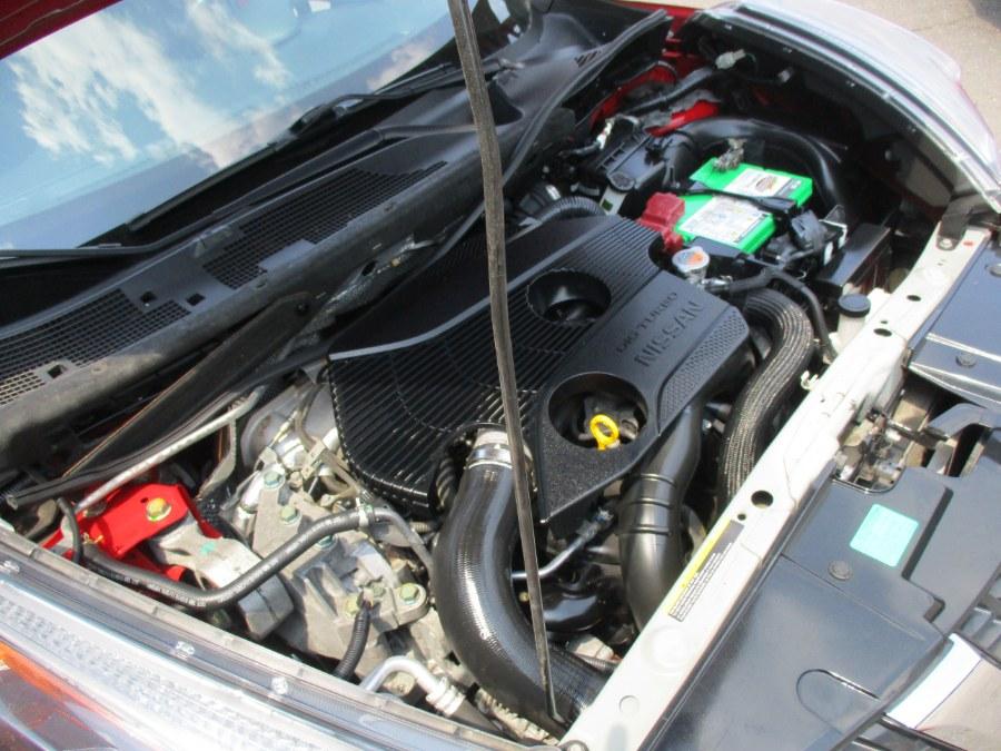 Used Nissan JUKE 5dr Wgn CVT S AWD 2015 | Cos Central Auto. Meriden, Connecticut