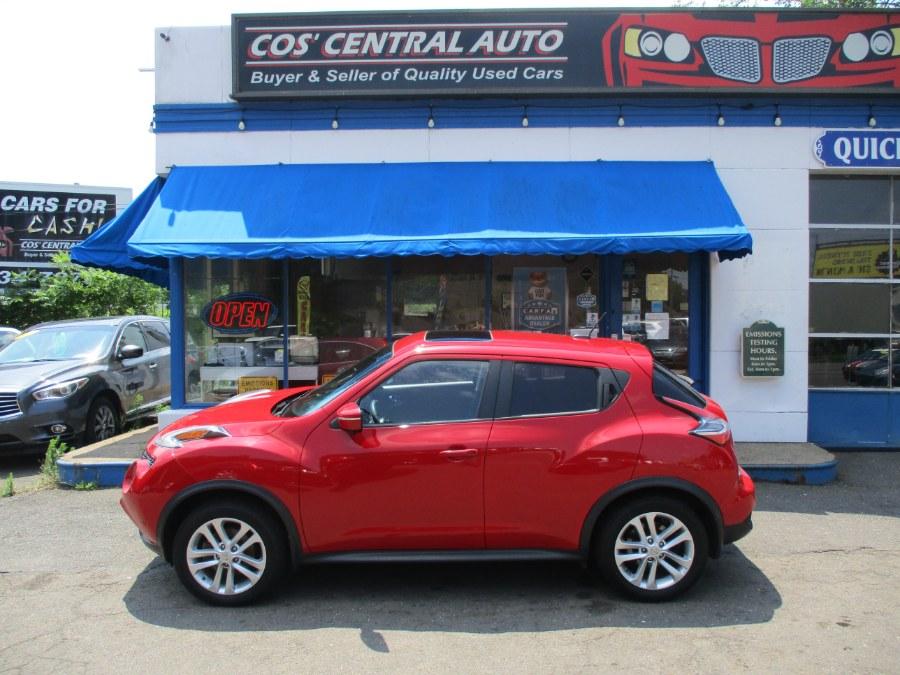 Used 2015 Nissan JUKE in Meriden, Connecticut | Cos Central Auto. Meriden, Connecticut