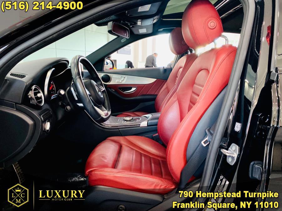 Used Mercedes-Benz C-Class C 300 Sedan 2018   Luxury Motor Club. Franklin Square, New York