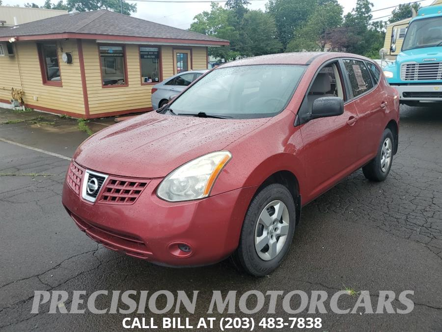 Used 2008 Nissan Rogue in Branford, Connecticut | Precision Motor Cars LLC. Branford, Connecticut