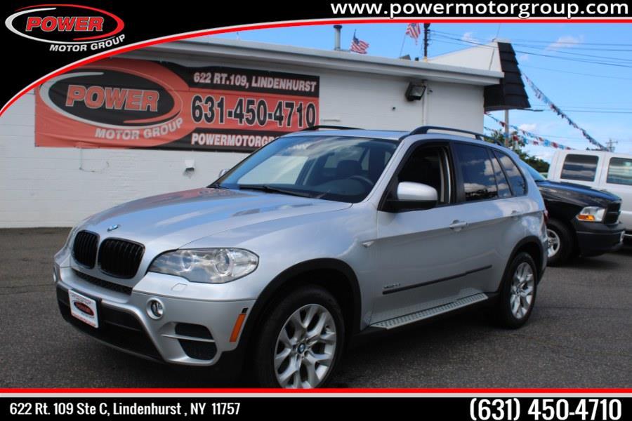 Used BMW X5 AWD 4dr xDrive35i Premium 2013 | Power Motor Group. Lindenhurst, New York