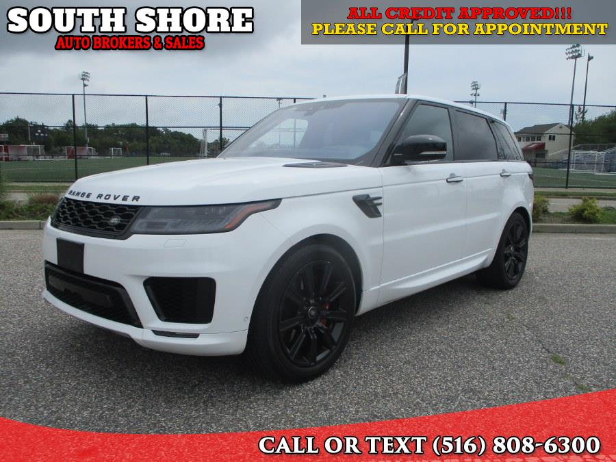 Used Land Rover Range Rover Sport V6 Supercharged HSE Dynamic 2018 | South Shore Auto Brokers & Sales. Massapequa, New York