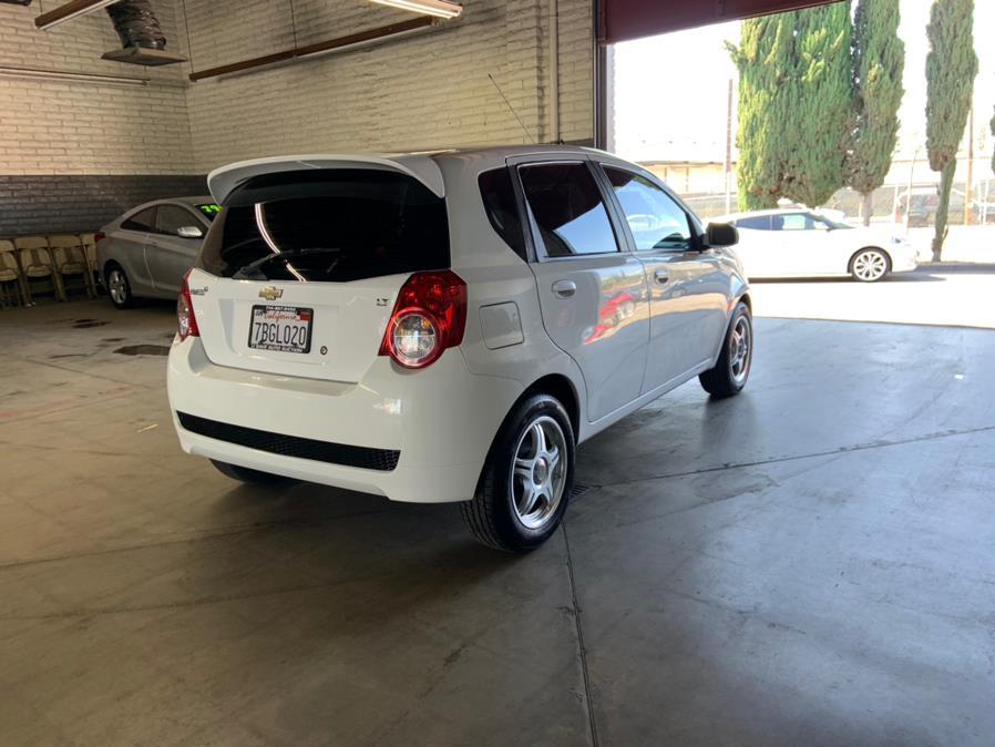 Used Chevrolet Aveo 5dr HB LT w/2LT 2011 | U Save Auto Auction. Garden Grove, California