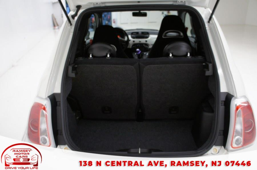 Used FIAT 500 2dr HB Abarth 2013   Ramsey Motor Cars Inc. Ramsey, New Jersey