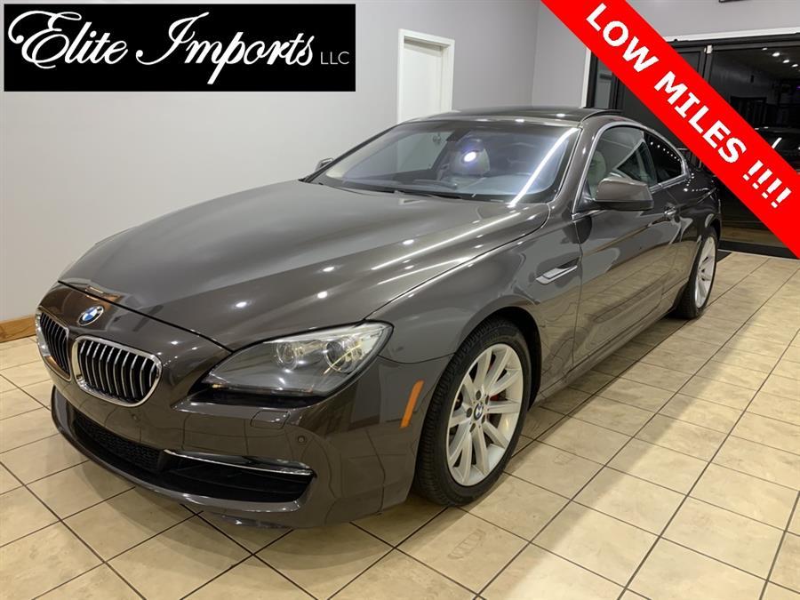 Used BMW 6 Series 640i 2014 | Elite Imports LLC. West Chester, Ohio