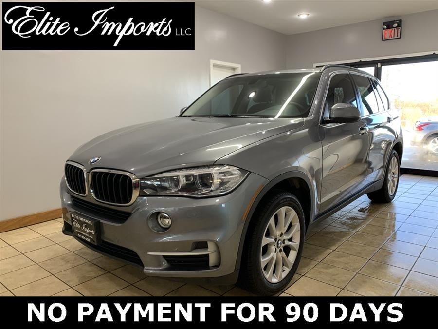 Used BMW X5 xDrive35i 2016 | Elite Imports LLC. West Chester, Ohio