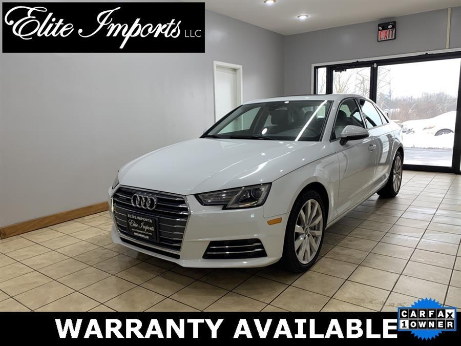 Used Audi A4 2.0T Premium 2017   Elite Imports LLC. West Chester, Ohio