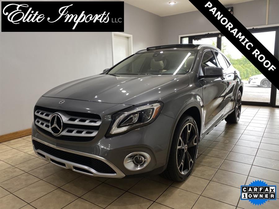 Used Mercedes-benz Gla GLA 250 4dr SUV 2019 | Elite Imports LLC. West Chester, Ohio