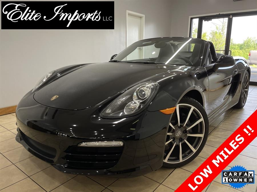 2013 Porsche Boxster Base 2dr Convertible, available for sale in West Chester, OH