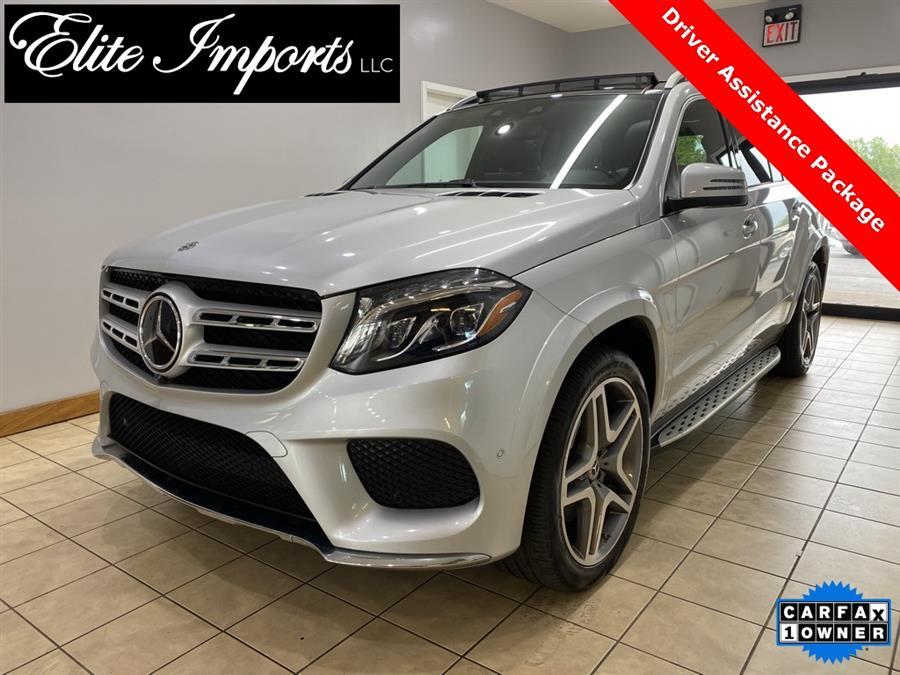 Used Mercedes-benz Gls GLS 550 2017 | Elite Imports LLC. West Chester, Ohio