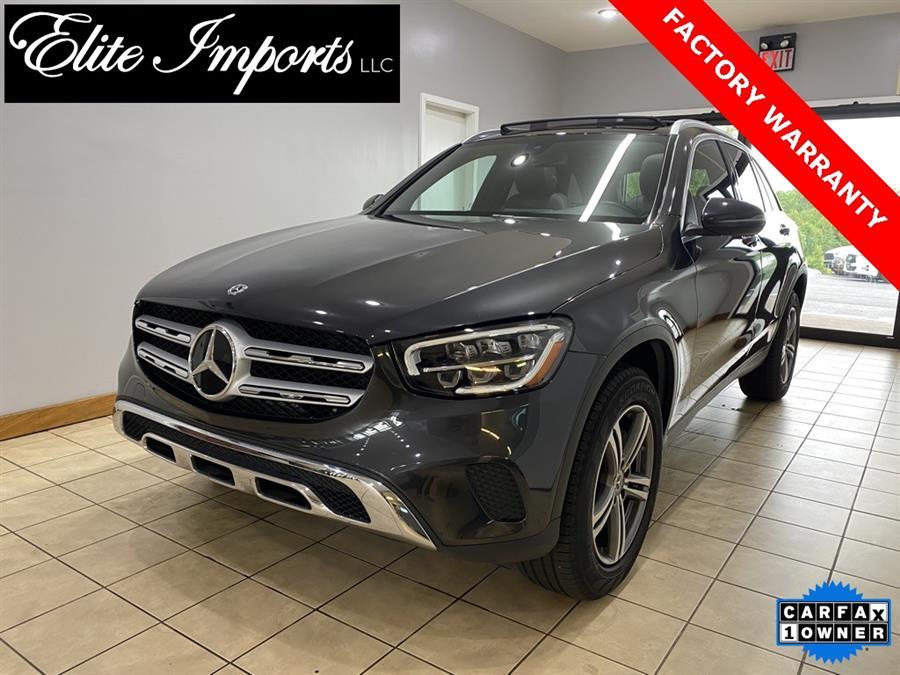 Used Mercedes-benz Glc GLC 300 2020   Elite Imports LLC. West Chester, Ohio