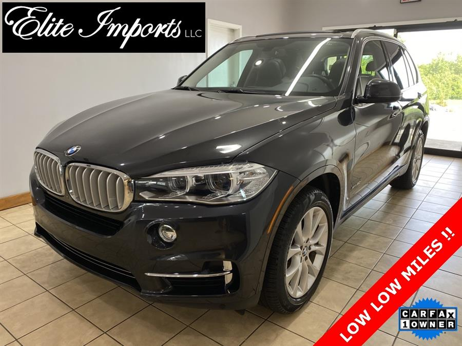 Used BMW X5 xDrive50i 2014   Elite Imports LLC. West Chester, Ohio