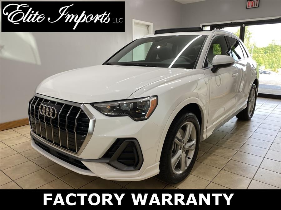 Used Audi Q3 Premium S line 2021 | Elite Imports LLC. West Chester, Ohio