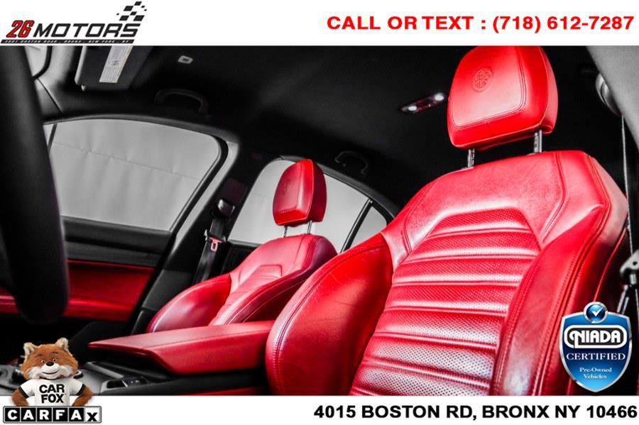 Used Alfa Romeo Stelvio Ti Sport AWD 2018 | 26 Motors Corp. Bronx, New York