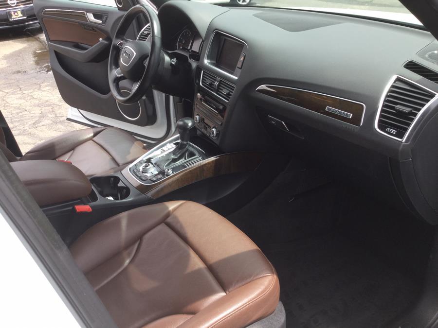 Used Audi Q5 quattro 4dr 2.0T Premium Plus 2014   L&S Automotive LLC. Plantsville, Connecticut