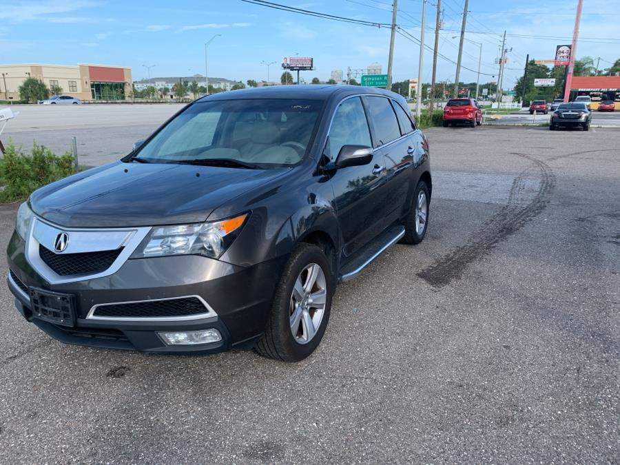 Used Acura MDX AWD 4dr Tech Pkg 2012 | Central florida Auto Trader. Kissimmee, Florida