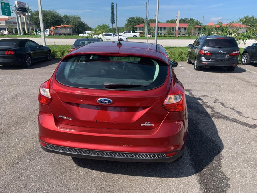 Used Ford Focus 5dr HB SE 2014 | Central florida Auto Trader. Kissimmee, Florida