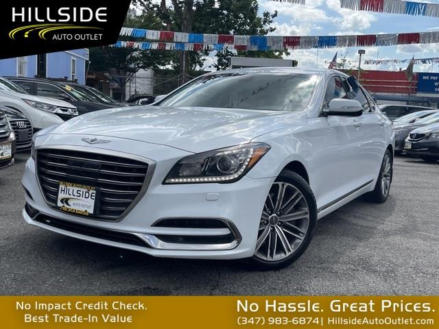 Used Genesis G80 3.8 2018 | Hillside Auto Outlet. Jamaica, New York