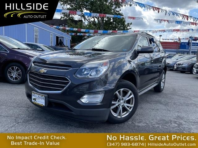 Used Chevrolet Equinox LT 2016 | Hillside Auto Outlet. Jamaica, New York