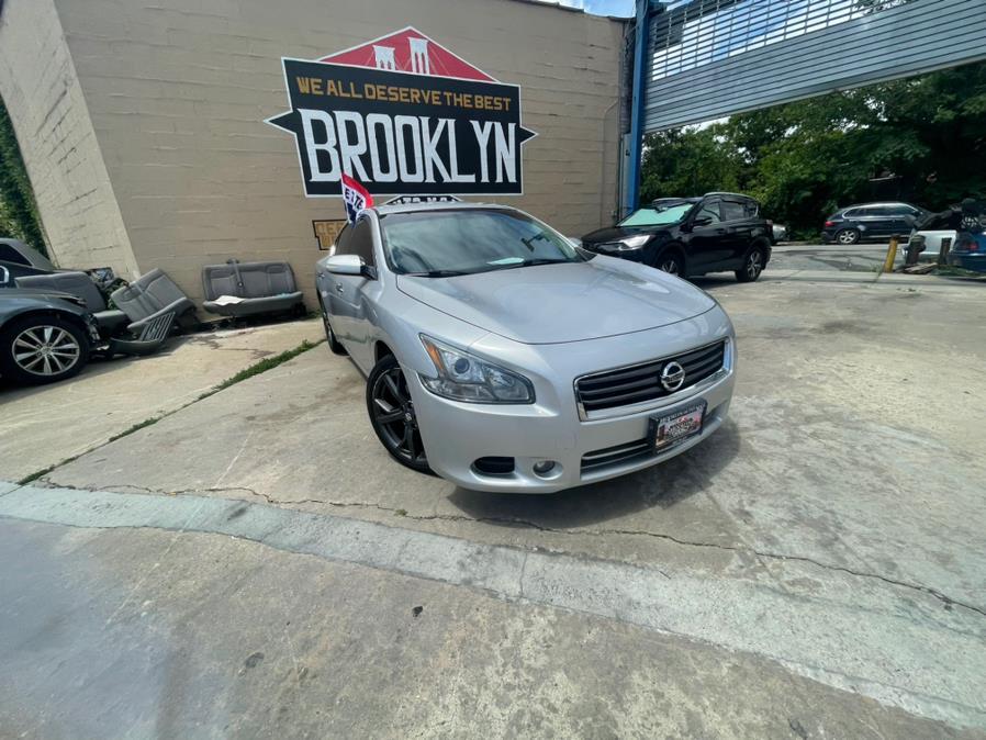 Used 2013 Nissan Maxima in Brooklyn, New York | Brooklyn Auto Mall LLC. Brooklyn, New York