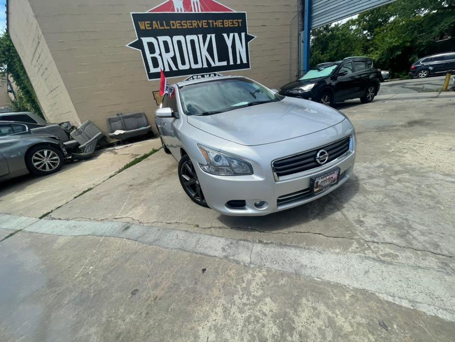 Used Nissan Maxima 4dr Sdn 3.5 SV w/Sport Pkg 2013 | Brooklyn Auto Mall LLC. Brooklyn, New York