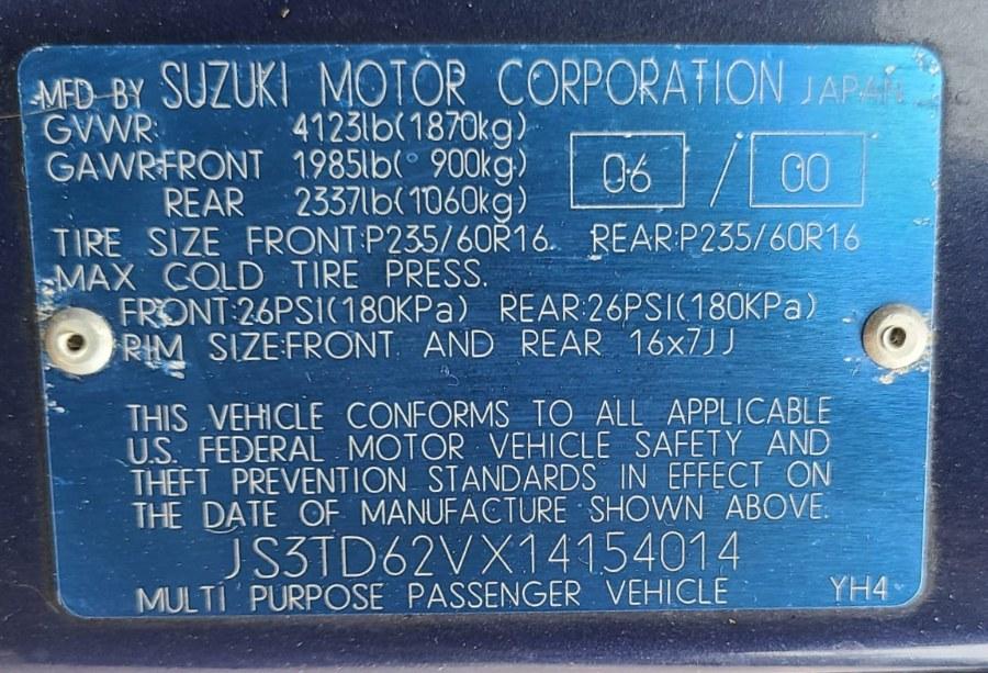 Used Suzuki Grand Vitara 4dr JLX Auto 4WD 2001 | Majestic Autos Inc.. Longwood, Florida