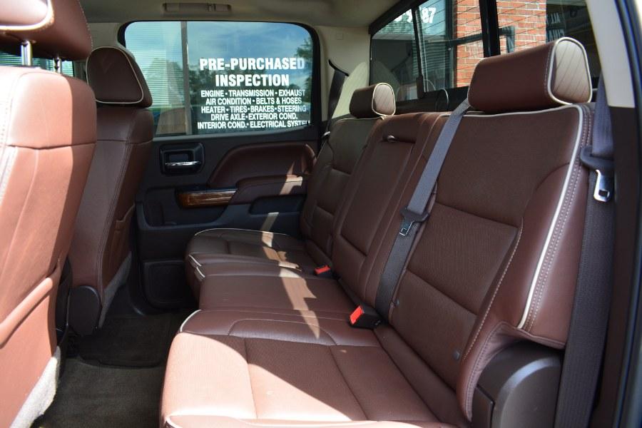 "Used Chevrolet Silverado 1500 4WD Crew Cab 143.5"" High Country 2016 | Longmeadow Motor Cars. ENFIELD, Connecticut"
