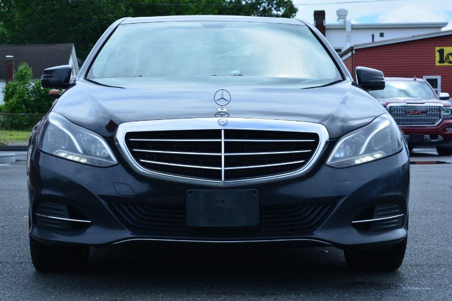 Used Mercedes-Benz E-Class 4dr Sdn E350 Luxury 4MATIC 2014   Longmeadow Motor Cars. ENFIELD, Connecticut