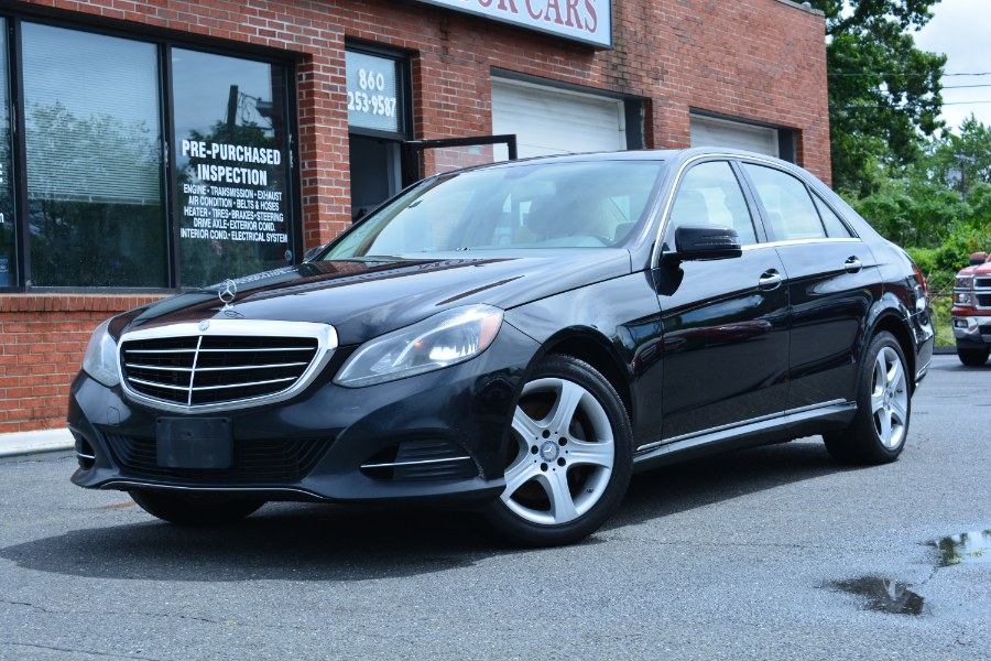 Used 2014 Mercedes-Benz E-Class in ENFIELD, Connecticut | Longmeadow Motor Cars. ENFIELD, Connecticut