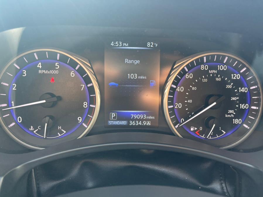 Used Infiniti Q50 4dr Sdn Premium AWD 2015 | Champion Auto Sales Of The Bronx. Bronx, New York
