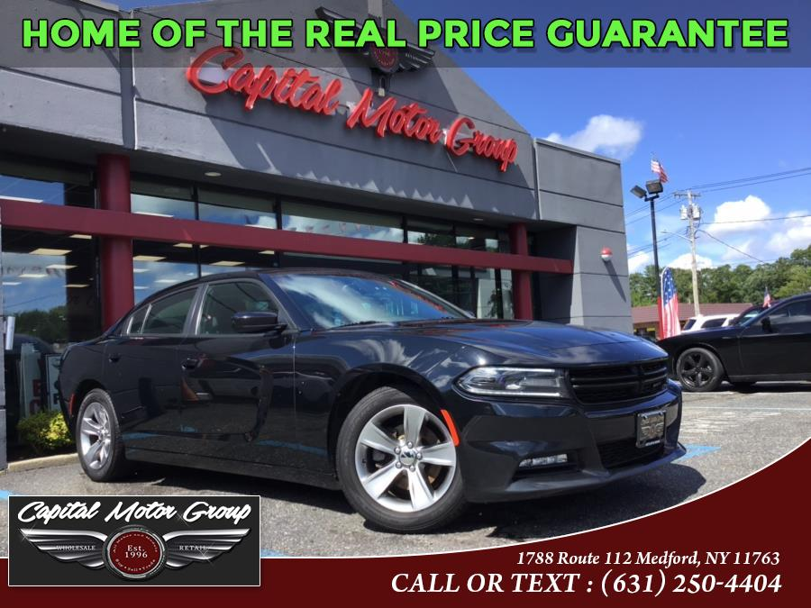 Used Dodge Charger 4dr Sdn SXT RWD 2016 | Capital Motor Group Inc. Medford, New York