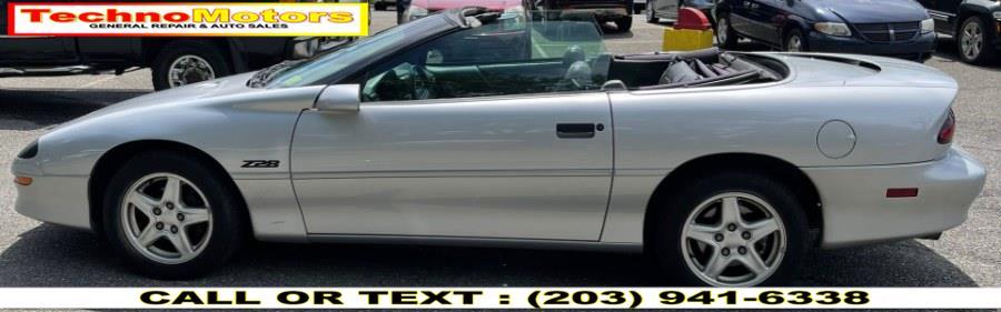 Used Chevrolet Camaro 2dr Convertible Z28 1997 | Techno Motors . Danbury , Connecticut