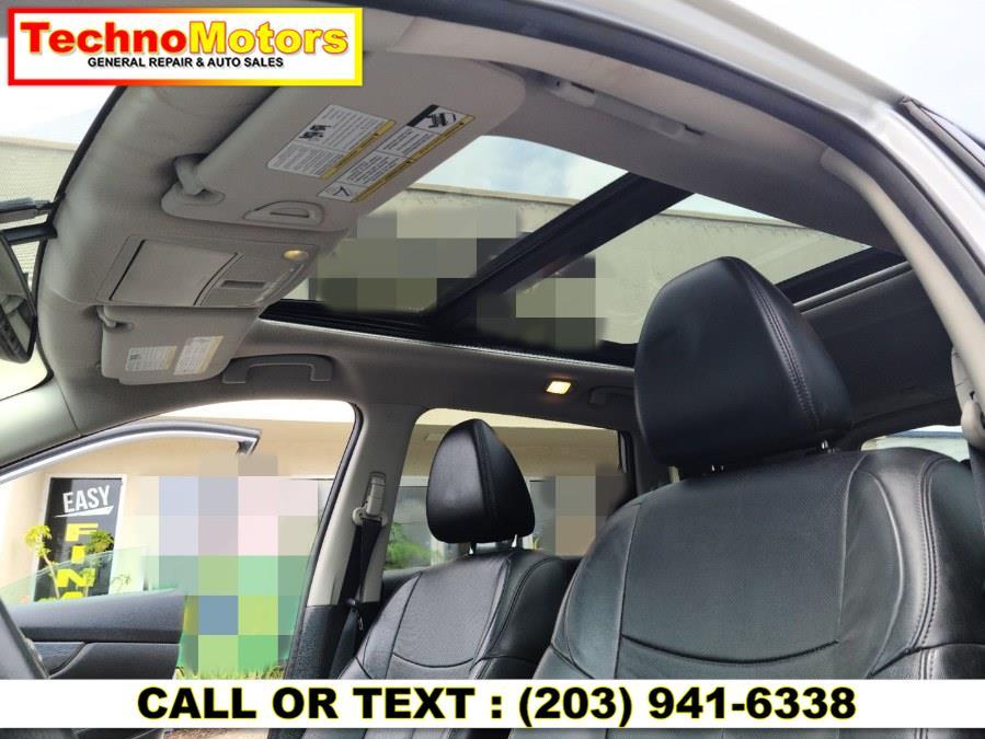 Used Nissan Rogue AWD 4dr SV 2015 | Techno Motors . Danbury , Connecticut