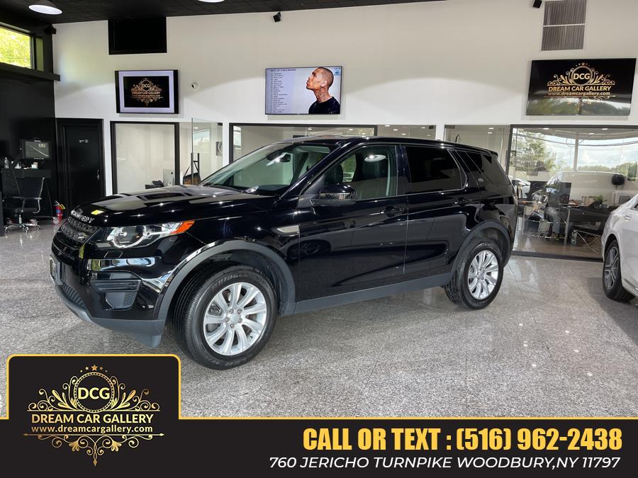 Used Land Rover Discovery Sport SE 4WD 2017 | Dream Car Gallery. Woodbury, New York