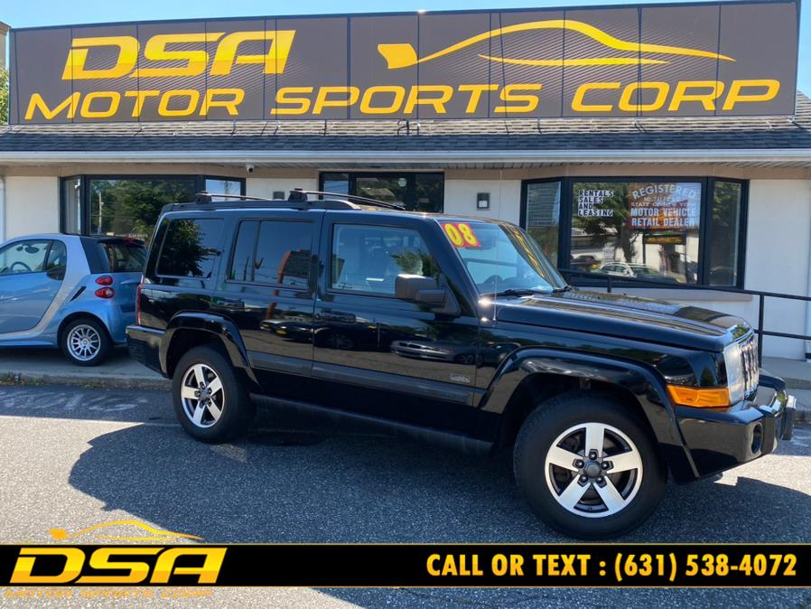Used 2008 Jeep Commander in Commack, New York | DSA Motor Sports Corp. Commack, New York